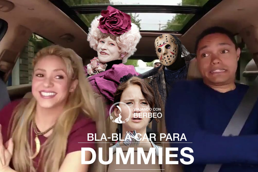 Bla Bla car - For Dummies