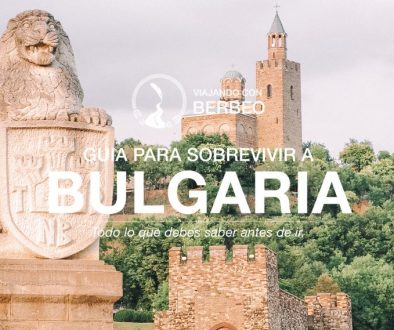 Bulgaria Guia - Cover